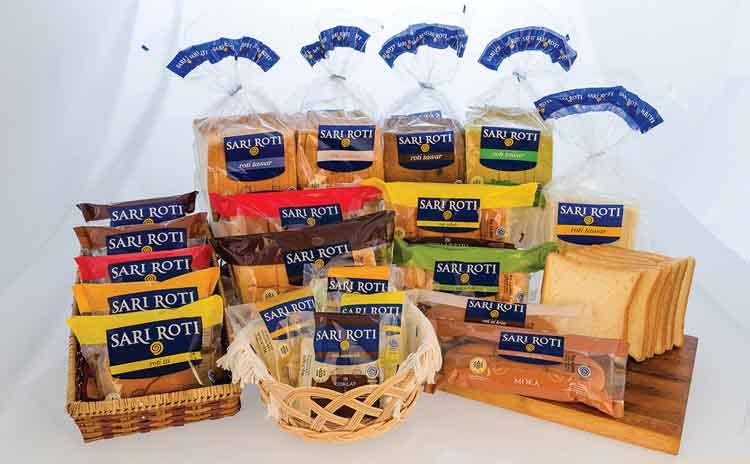 Merk roti terpopuler di Indonesia - Sari Roti