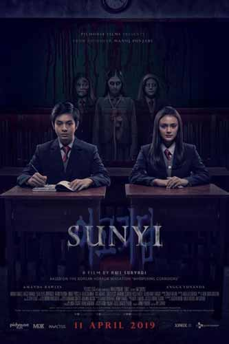 Film Bioskop April 2019 - Sunyi