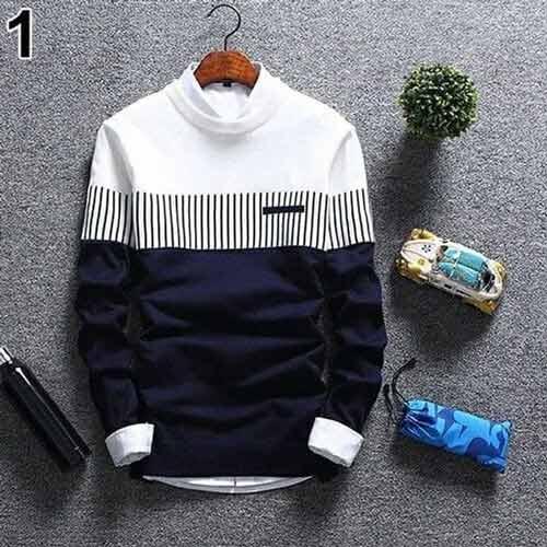 Sweater keren pria - Sweater Rajut Pria Zico
