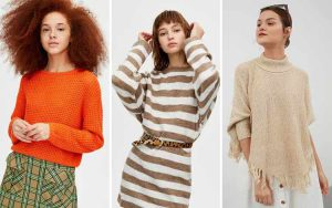 Sweater Wanita Terkini Stylish