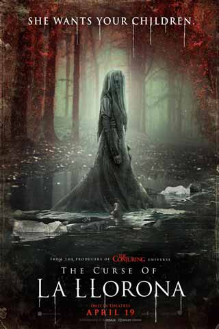Film Bioskop April 2019 - The Curse of La Llorona
