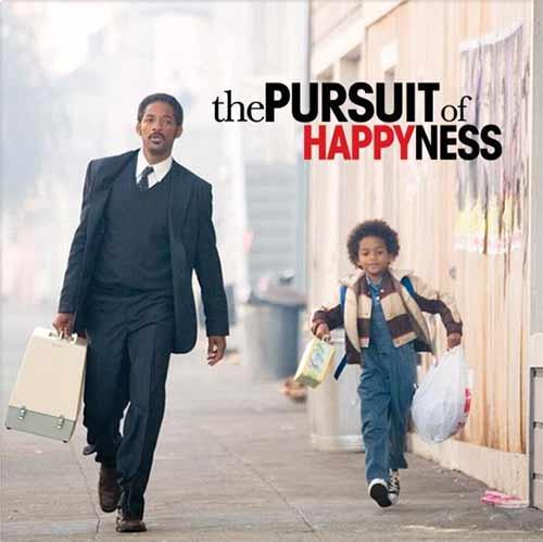 Film keluarga yang bagus dan menginspirasi - The Pursuit of Happyness