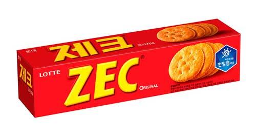 Snack Korea Yang Ada Di Indonesia - ZEC Crackers