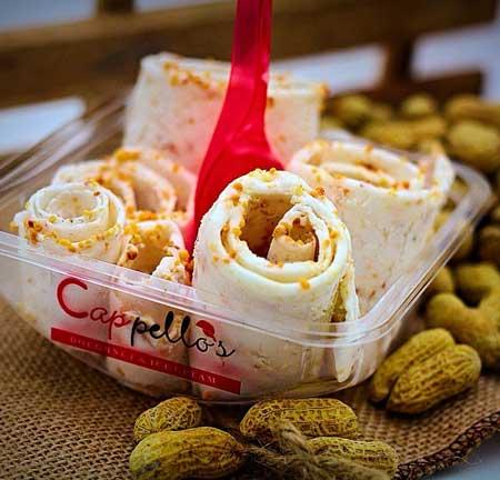 Tempat Makan Es Krim Yang Enak Di Surabaya - de Cappello's Ice Cream & Dessert