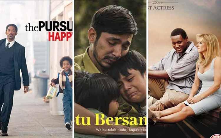 Film keluarga yang bagus dan menginspirasi