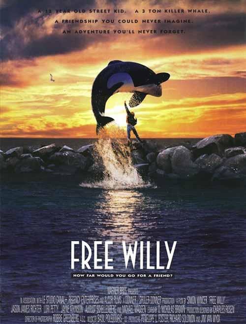 Film keluarga yang bagus dan menginspirasi - Free Willy