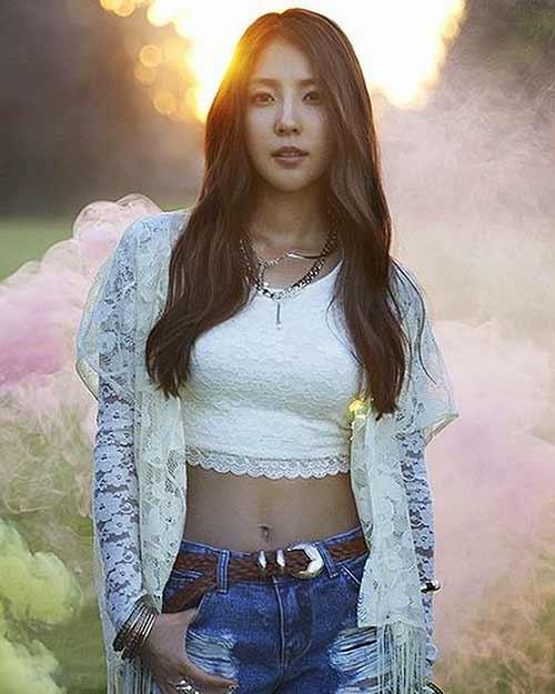 Idol Kpop jago dance - Boa Kwon