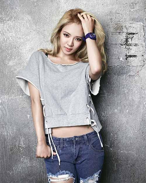 Idol Kpop jago dance - Hyoyeon SNSD