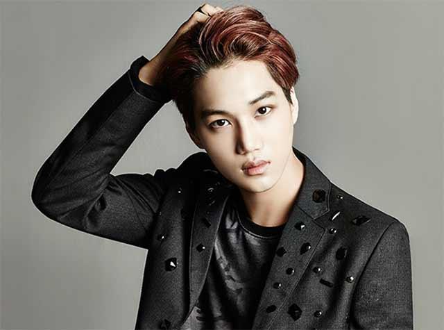 Idol Kpop jago dance - Kai EXO