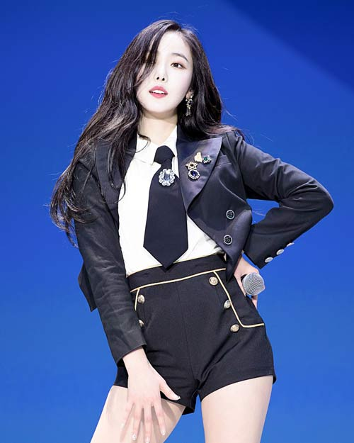 Idol Kpop jago dance - SinB GFriend
