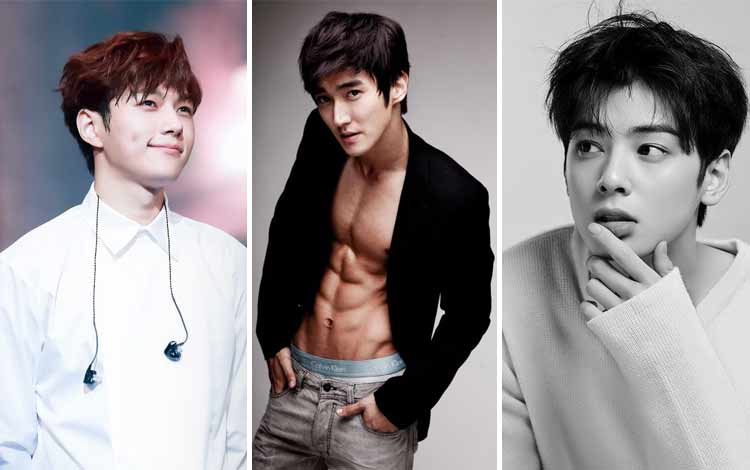 Idol Kpop Terganteng