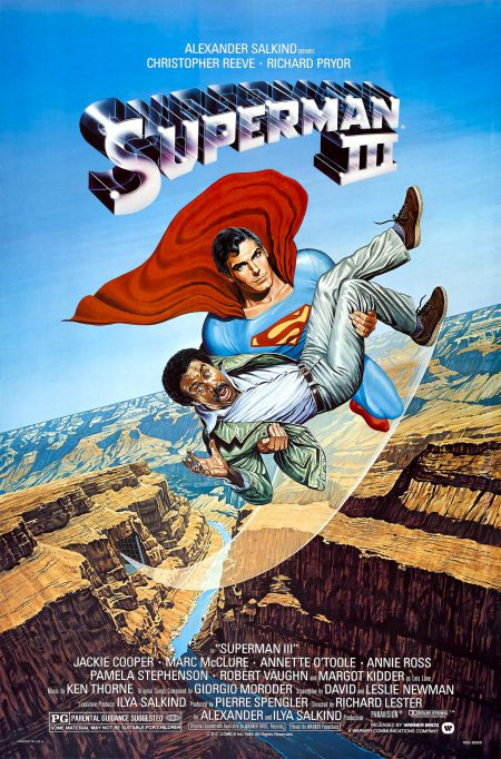 Judul Film Superman Dari Masa Ke Masa - Superman III