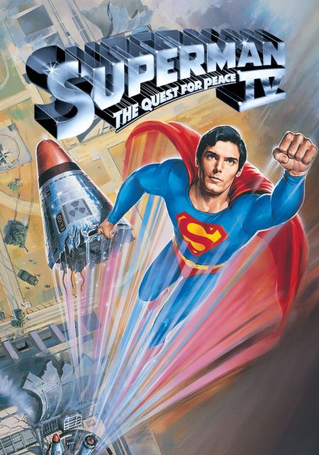 Judul Film Superman Dari Masa Ke Masa - Superman IV : Quest For Peace