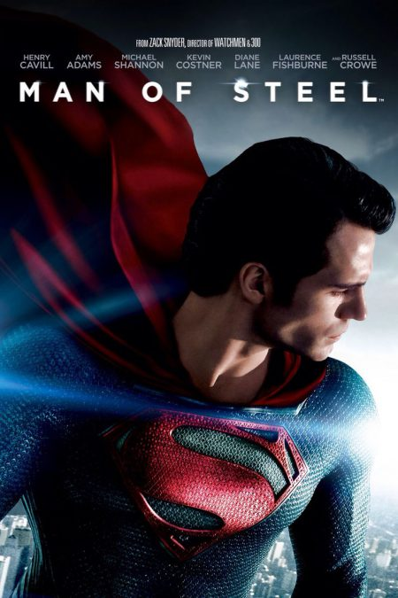 Judul Film Superman Dari Masa Ke Masa - Superman : Man of Steel