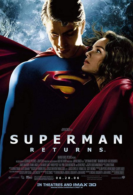 Judul Film Superman Dari Masa Ke Masa - Superman Returns