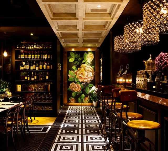 Tempat makan romantis di Jakarta - Wilshire