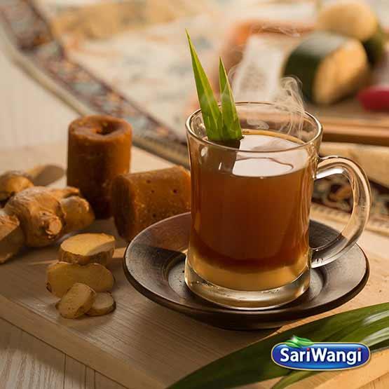 Berbagai Minuman Tradisional Indonesia Yang Enak Dan Menyehatkan - Wedang Jahe