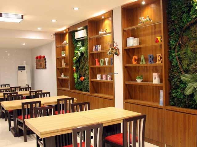 Restoran Dengan Menu Sehat Di Surabaya - Ahimsa Vegan Lounge