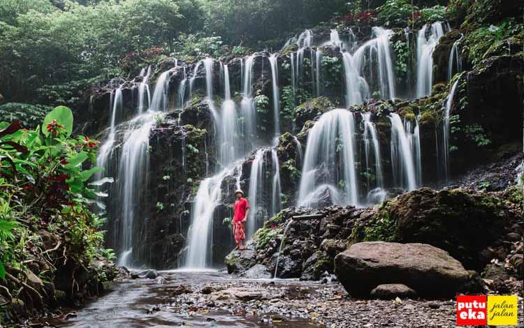 Tempat Wisata Terbaru Di Bali - Air Terjun Banyu Amerta Wanagiri