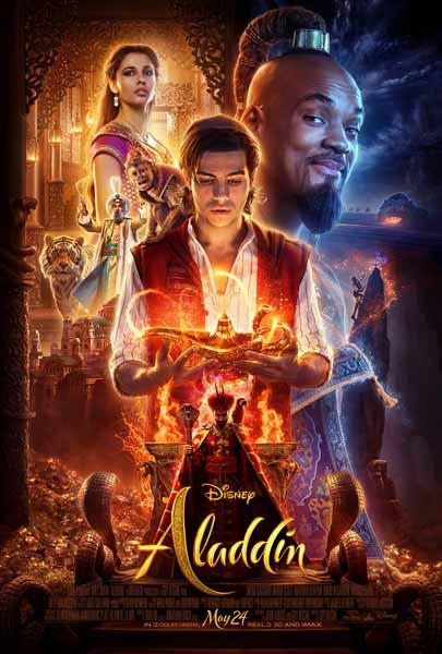 Film Bioskop Mei 2019 - Aladdin