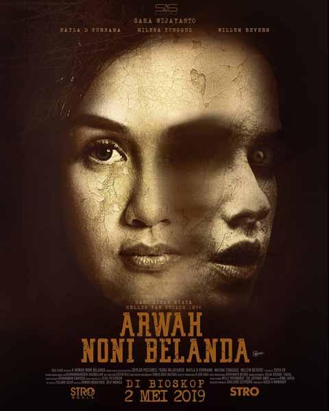 Film Bioskop Mei 2019 - Arwah Noni Belanda