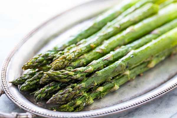 Makanan untuk meningkatkan vitalitas pria - Asparagus