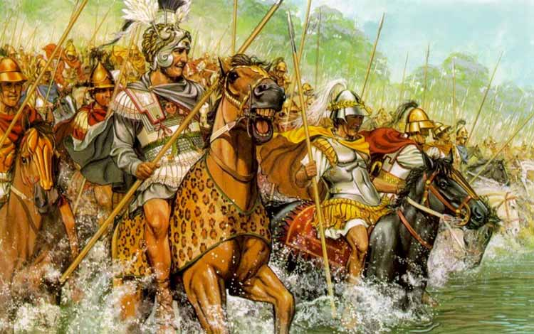 Pasukan Militer Kerajaan Di Dunia Pada Zaman Dulu - Batavi
