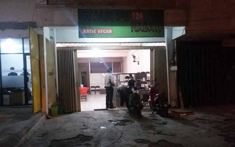 Restoran Dengan Menu Sehat Di Surabaya - Batik Vegan