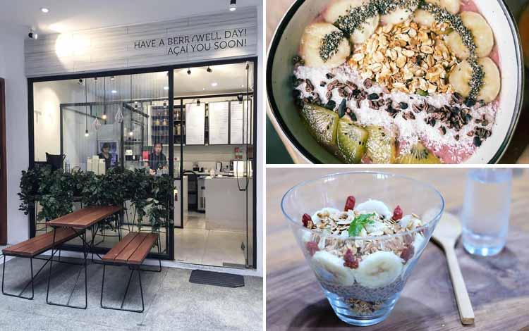 Restoran Makanan Sehat di Jakarta - Berrywell