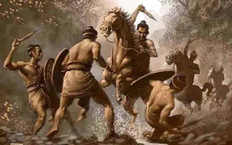 Pasukan Militer Kerajaan Di Dunia Pada Zaman Dulu - Bhayangkara