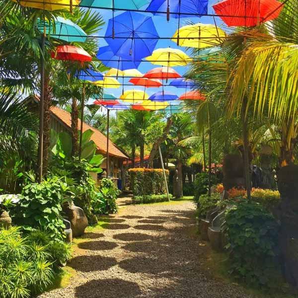 Tempat Wisata Terbaru Di Bali - Big Garden Corner