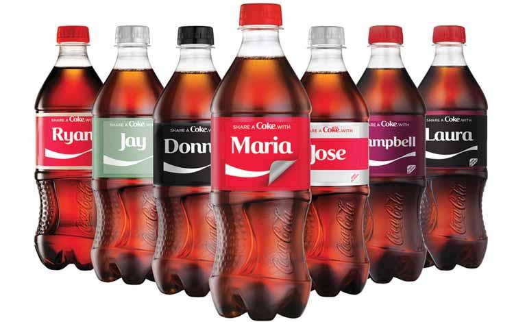 Berbagai Bentuk Kemasan Dan Botol Coca Cola Dari Waktu Ke Waktu