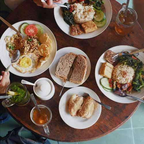 Restoran Dengan Menu Sehat Di Yogyakarta - Bumi Langit Institute