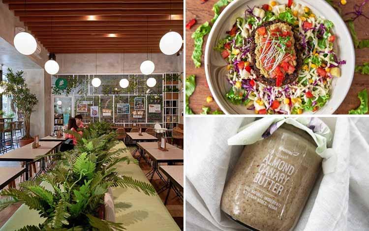 Restoran Makanan Sehat di Jakarta - Burgreens