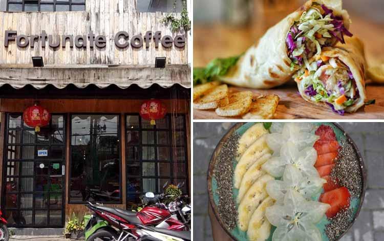 Restoran Dengan Menu Sehat Di Yogyakarta - Fortunate Coffee