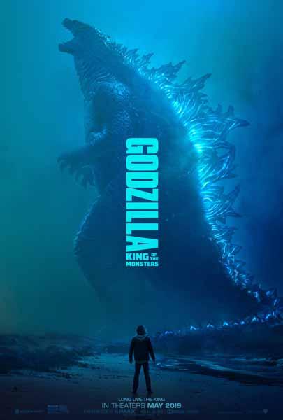 Film Bioskop Mei 2019 - Godzilla King of Monsters