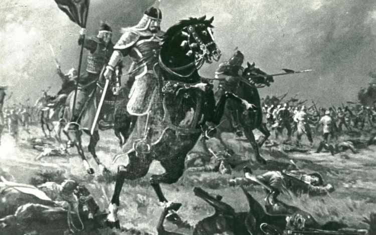 Pasukan Militer Kerajaan Di Dunia Pada Zaman Dulu - Hwarang