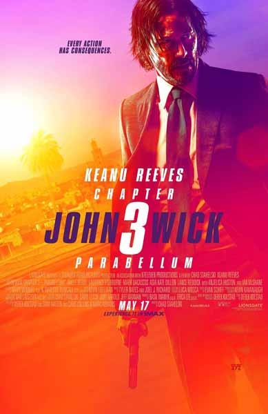 Film Bioskop Mei 2019 - John Wick 3 Parabellum