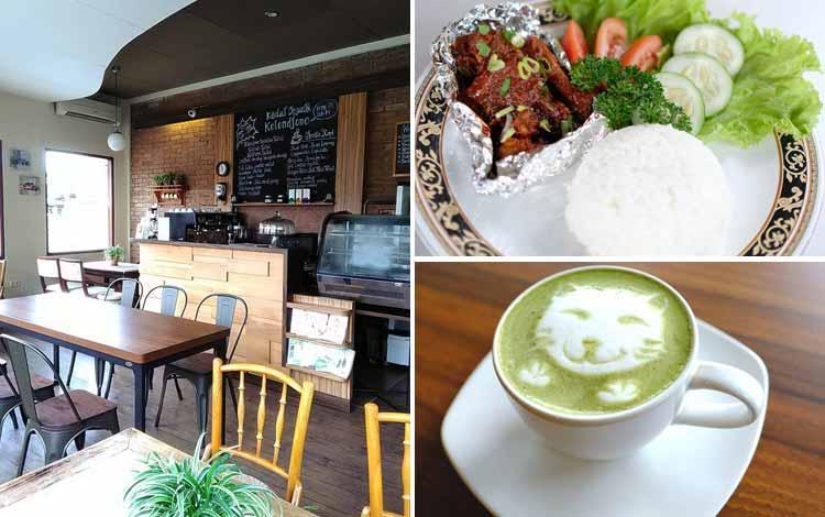 Restoran Dengan Menu Sehat Di Yogyakarta - Kedai Organik Kolondjono