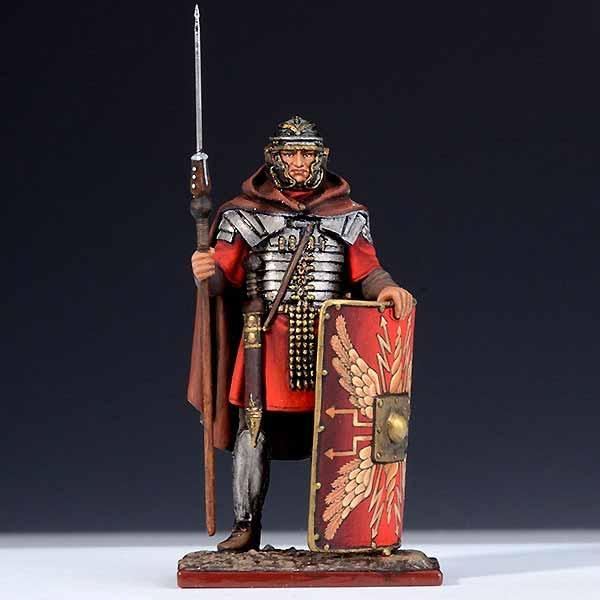 Pasukan Militer Kerajaan Di Dunia Pada Zaman Dulu - Legionnaire