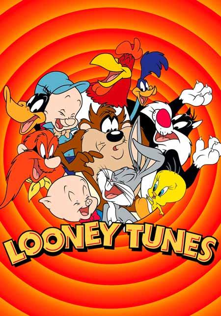 Film Kartun Yang Tidak Cocok Ditonton Anak-Anak - Looney Tunes