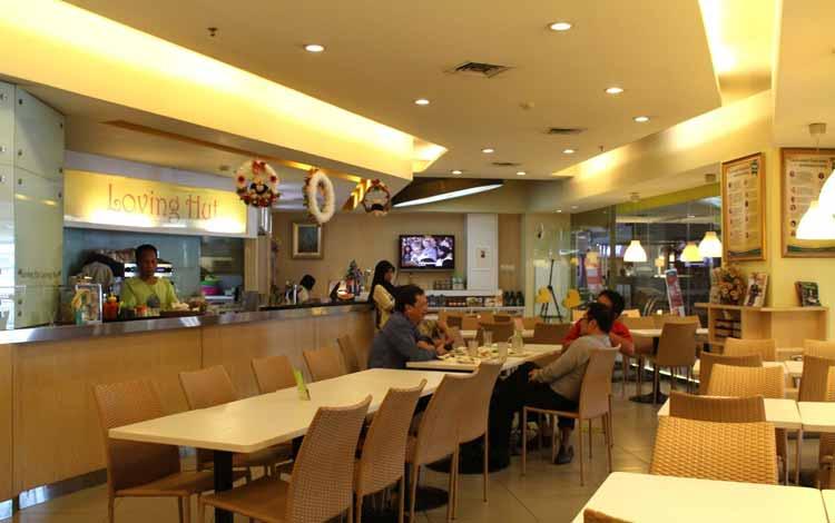 Restoran Dengan Menu Sehat Di Surabaya - Loving Hut