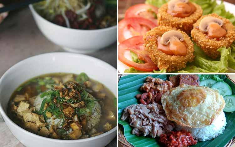 Restoran Dengan Menu Sehat Di Yogyakarta - Loving Hut