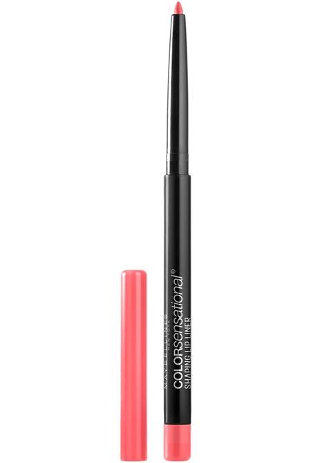 Lip Liner Yang Bagus dan Tahan Lama - Maybelline Color Sensational Shaping Lip Liner