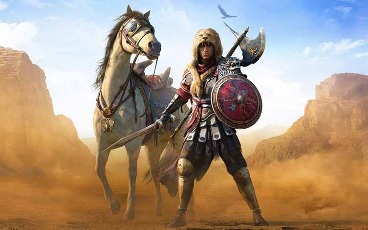 Pasukan Militer Kerajaan Di Dunia Pada Zaman Dulu - Medjay