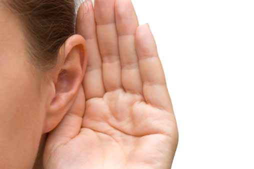 Berbagai Kelebihan Orang Kidal Dibandingkan Orang Normal - Mendengar lebih baik