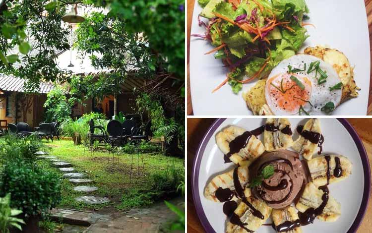 Restoran Dengan Menu Sehat Di Yogyakarta - Milas Vegetarian