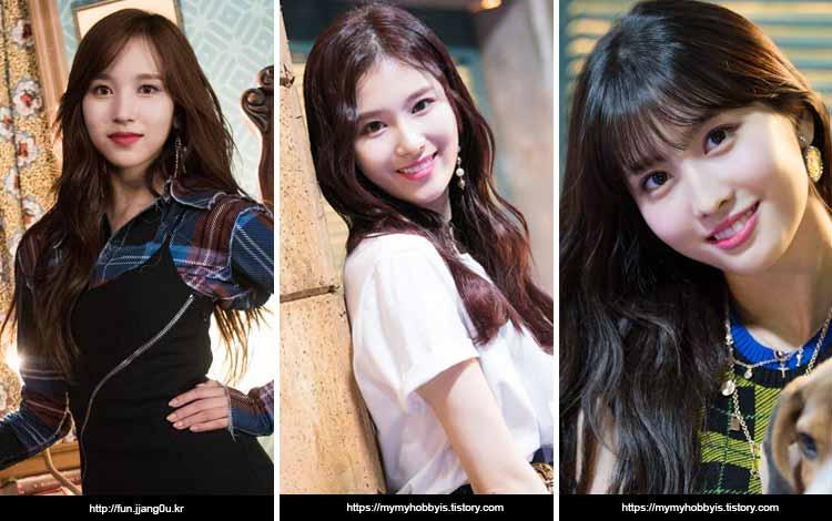 Idol Kpop Ini Ternyata Bukan Orang Korea - Mina, Sana, Momo Twice