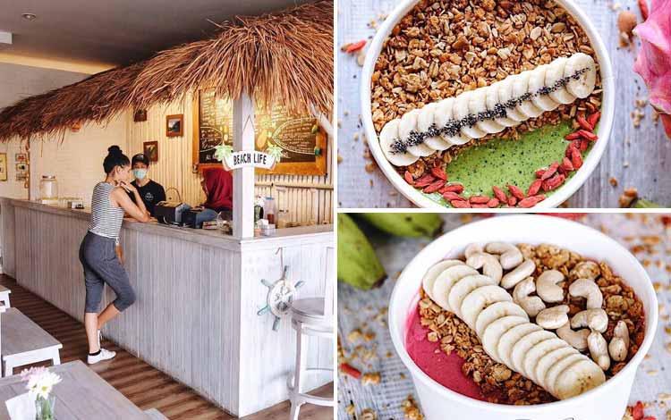 Restoran Makanan Sehat di Jakarta - Nalu Bowls