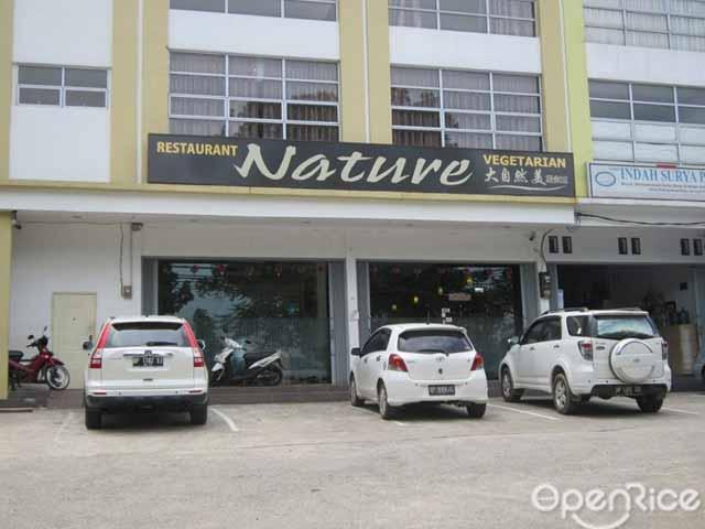 Restoran Dengan Menu Sehat Di Surabaya - Nature Vegetarian
